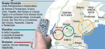 Digitale terrestre Veneto: governo disponibile a soluzione oscuramenti tv