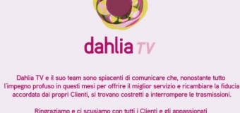 Antitrust multa Dahlia Tv per 5 mila euro