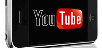 YouTube triplica la raccolta mobile