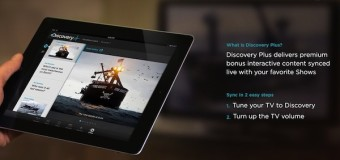 Social Tv: dopo La3 anche Discovery lancia la app Second Screen
