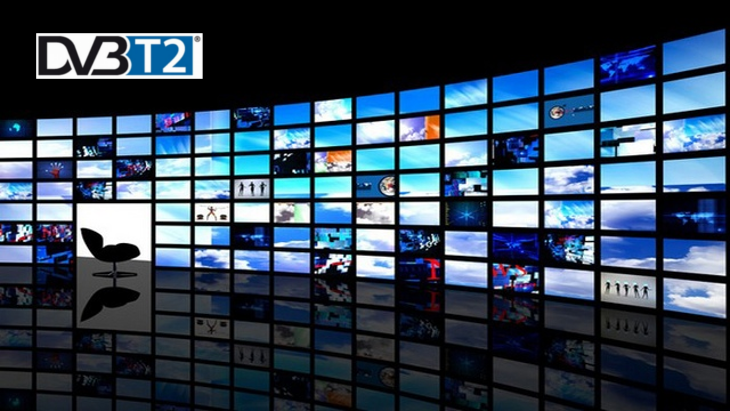 nuovo digitale terrestre dvb-t2 asta frequenze tv switch off