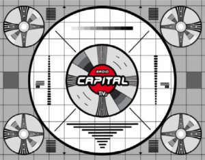 monoscopio radio capital tv