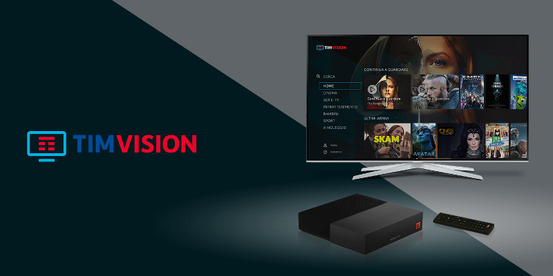 timvision on demand