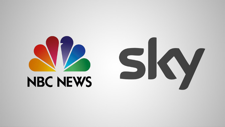 Comcast: in estate arriva il canale NBC Sky World News