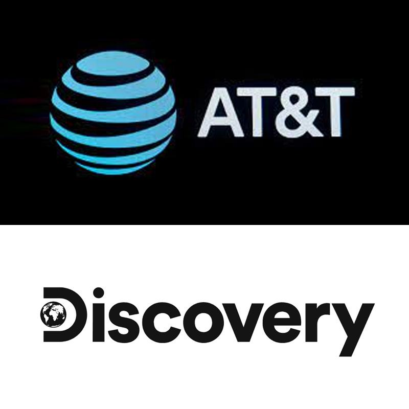 at&t warner discovery
